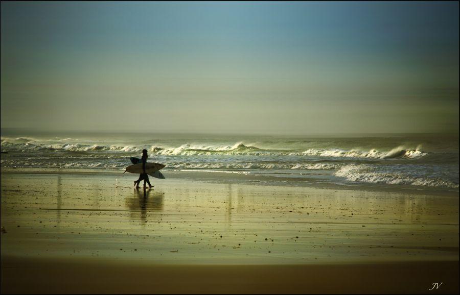 ..La olas