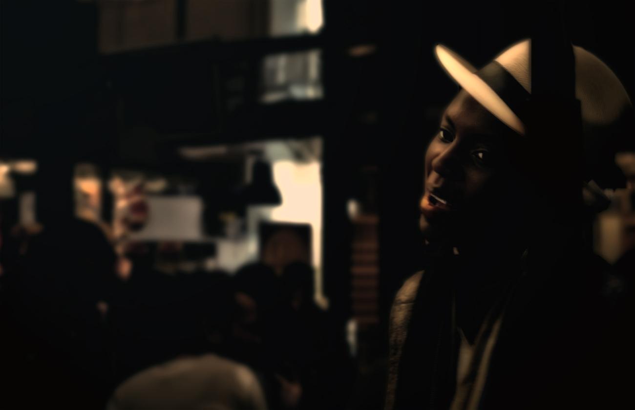 La oscuridad de un Bar