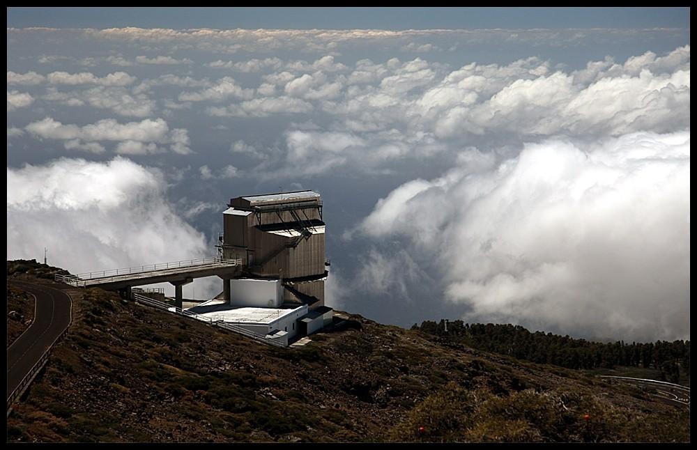 La Palma: Astrophysisches Observatorium