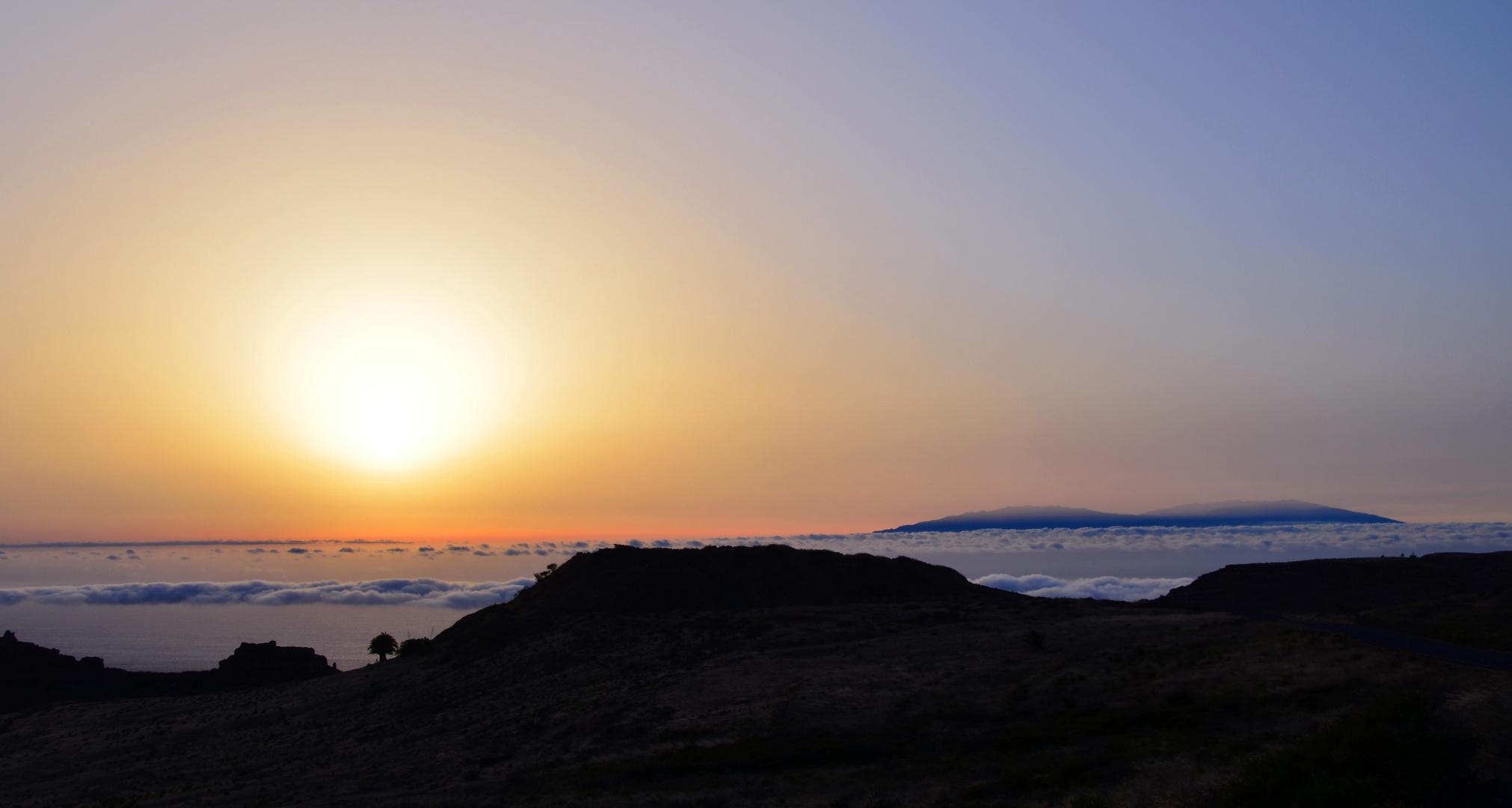 La Palma im Blick