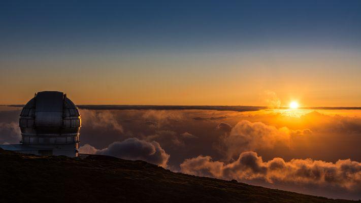 La Palma - Observatorium