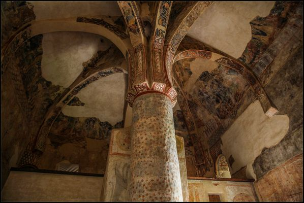 La Palmera Sagrada de San Baudelio (Casillas de Berlanga Soria Castilla y León España)