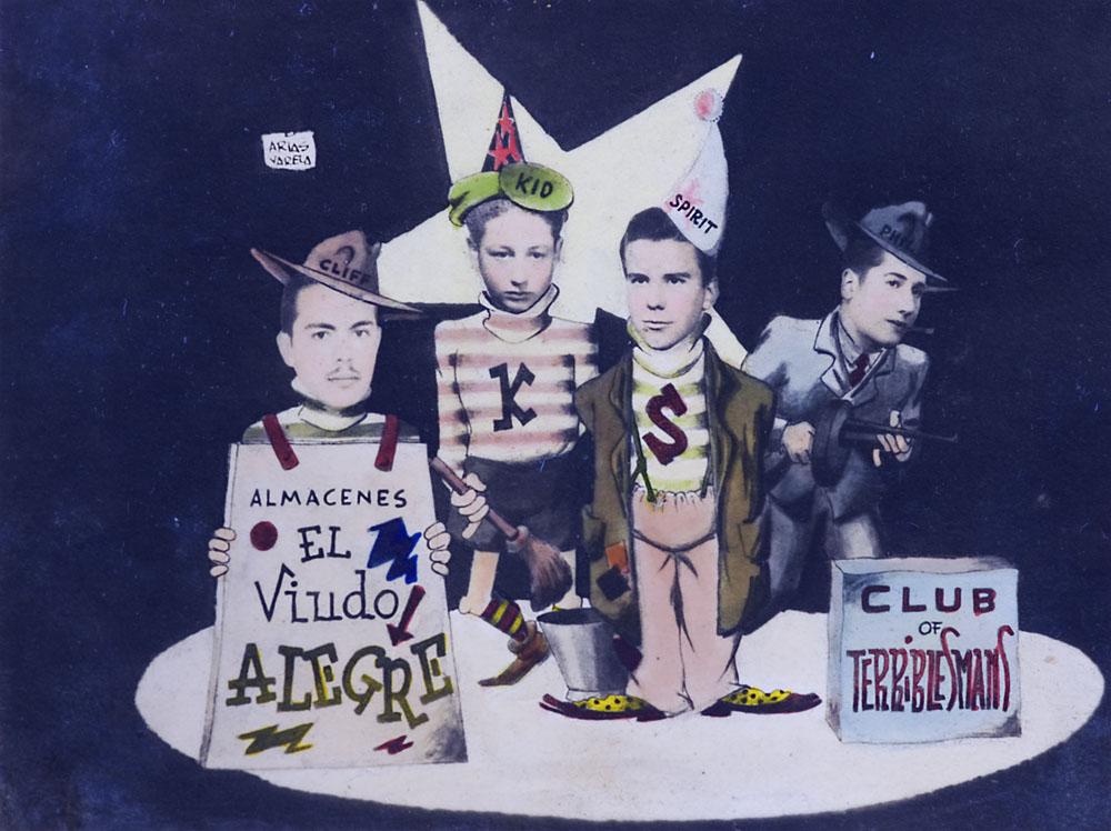 La pandilla- Año-1.958