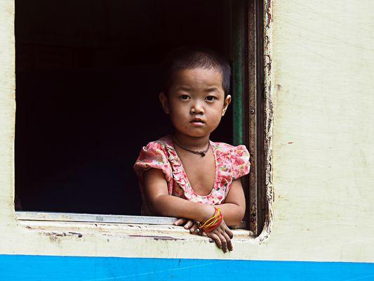 La passagère du Mandalay - Hsipaw