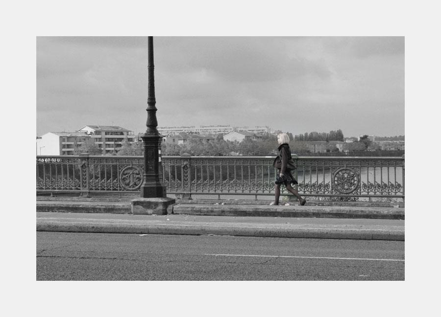 la passante du pont des catalans