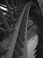 La Passerelle de Solférino, Paris