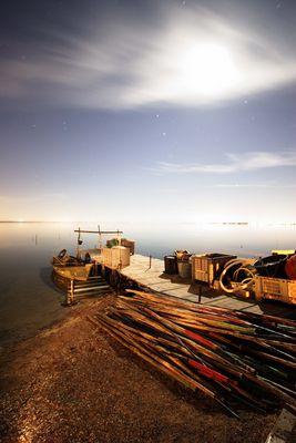 La passerelle du pêcheur