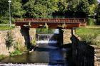 La Passerrelle (Le Pont des Vendéens - détail)