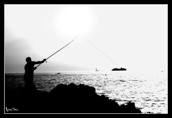 La pêche... au gros !