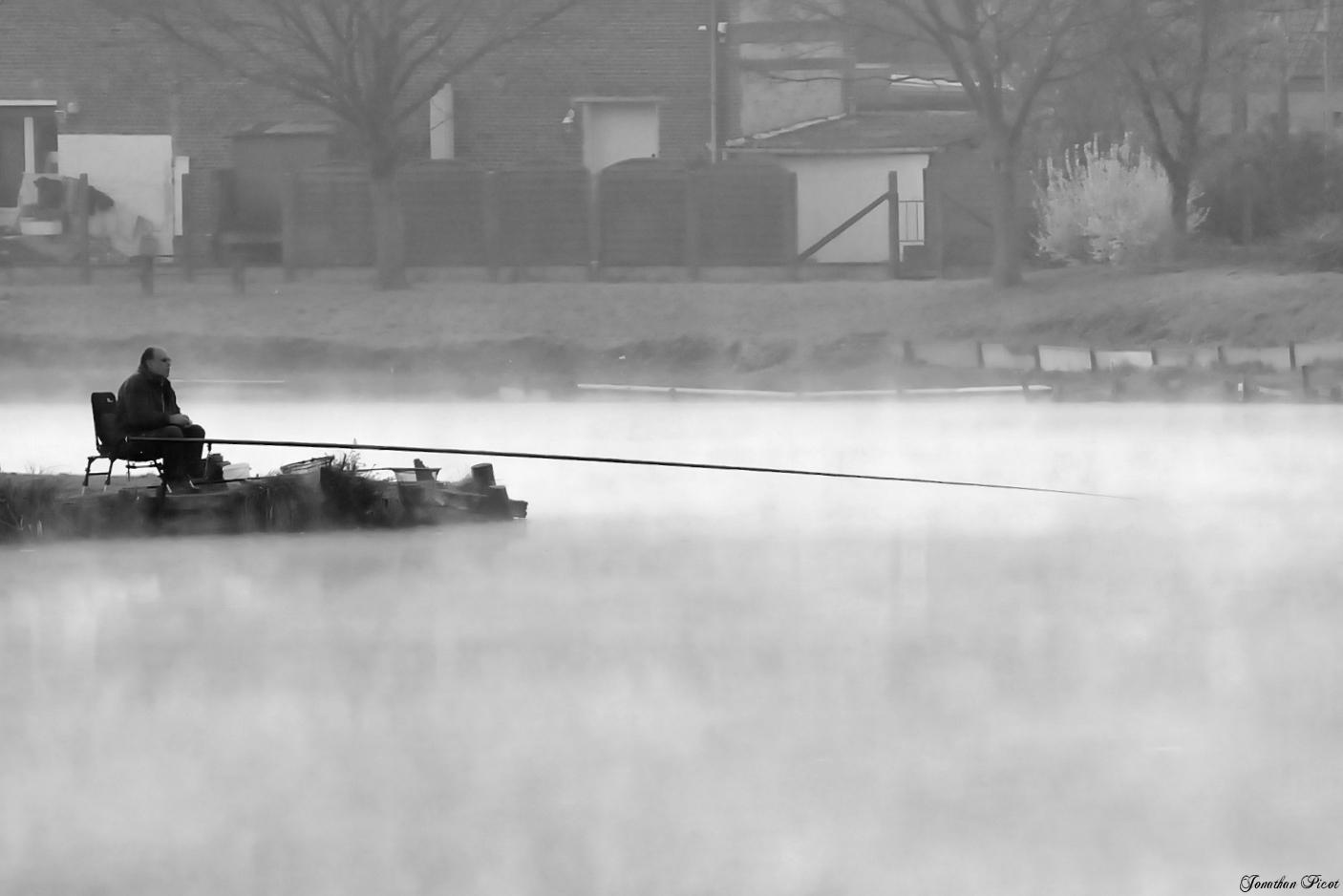 ...La pêche...