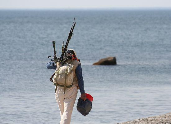 La pêche du jour...peut-être