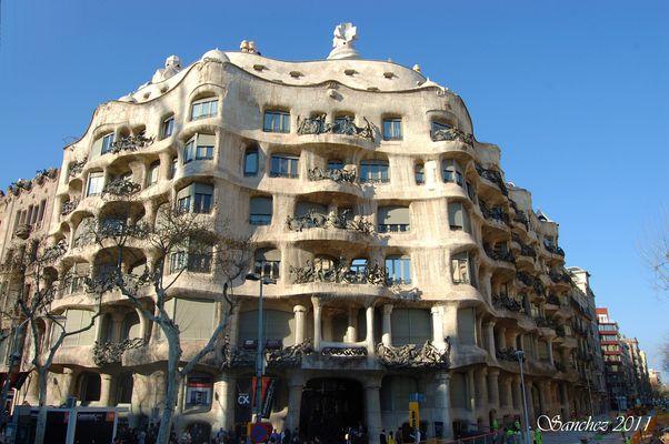 La Pedrera (Barcelona)