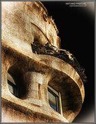 La Pedrera-Casa Milà-Barcelona