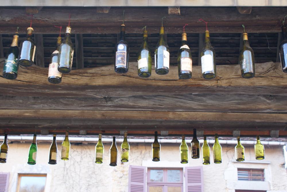 la percée du vin jaune PASSENANS