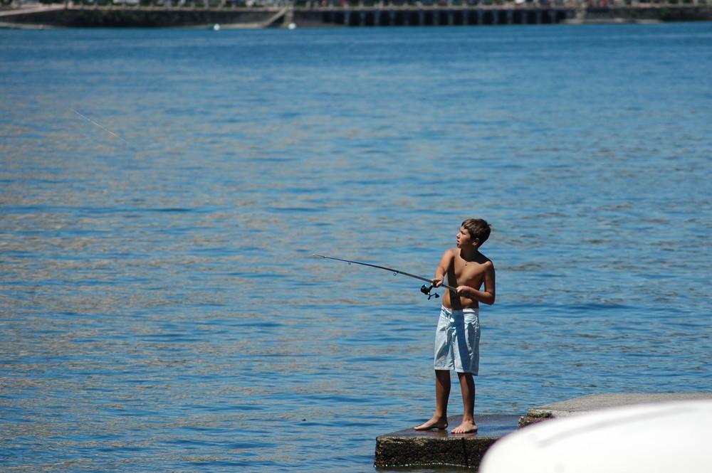 La Pesca sul Lago