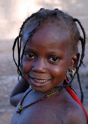 La petite de Niafunké