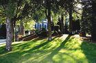 La petite église dans le parc du Mont-Dore