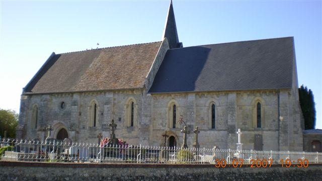 La petite église de Granville