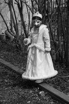 La Petite Fille en Blanc