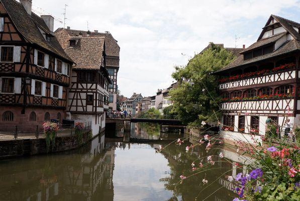 La Petite France.