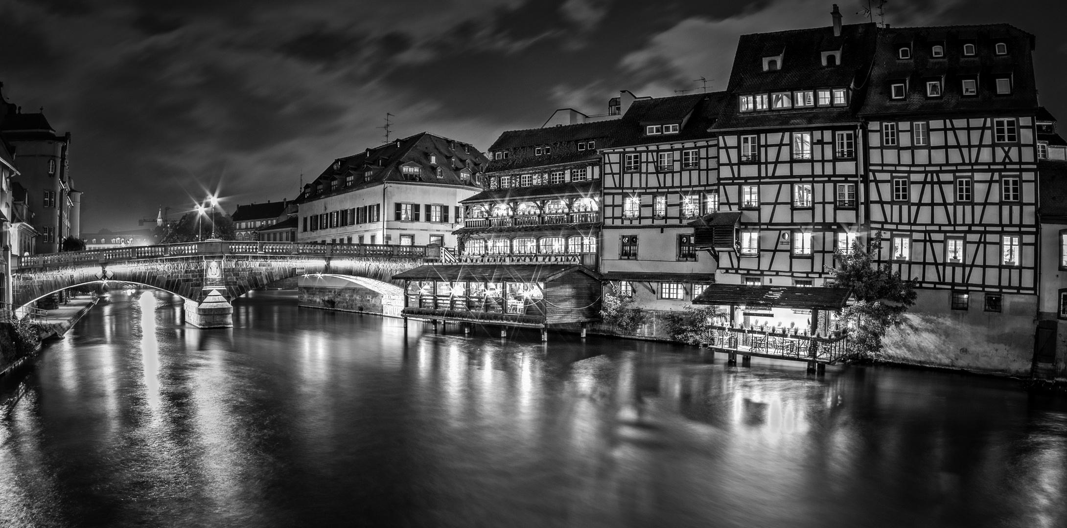 La Petite France / Straßburg