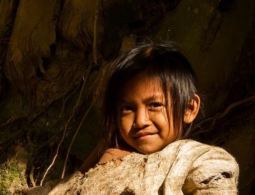 La petite indigène