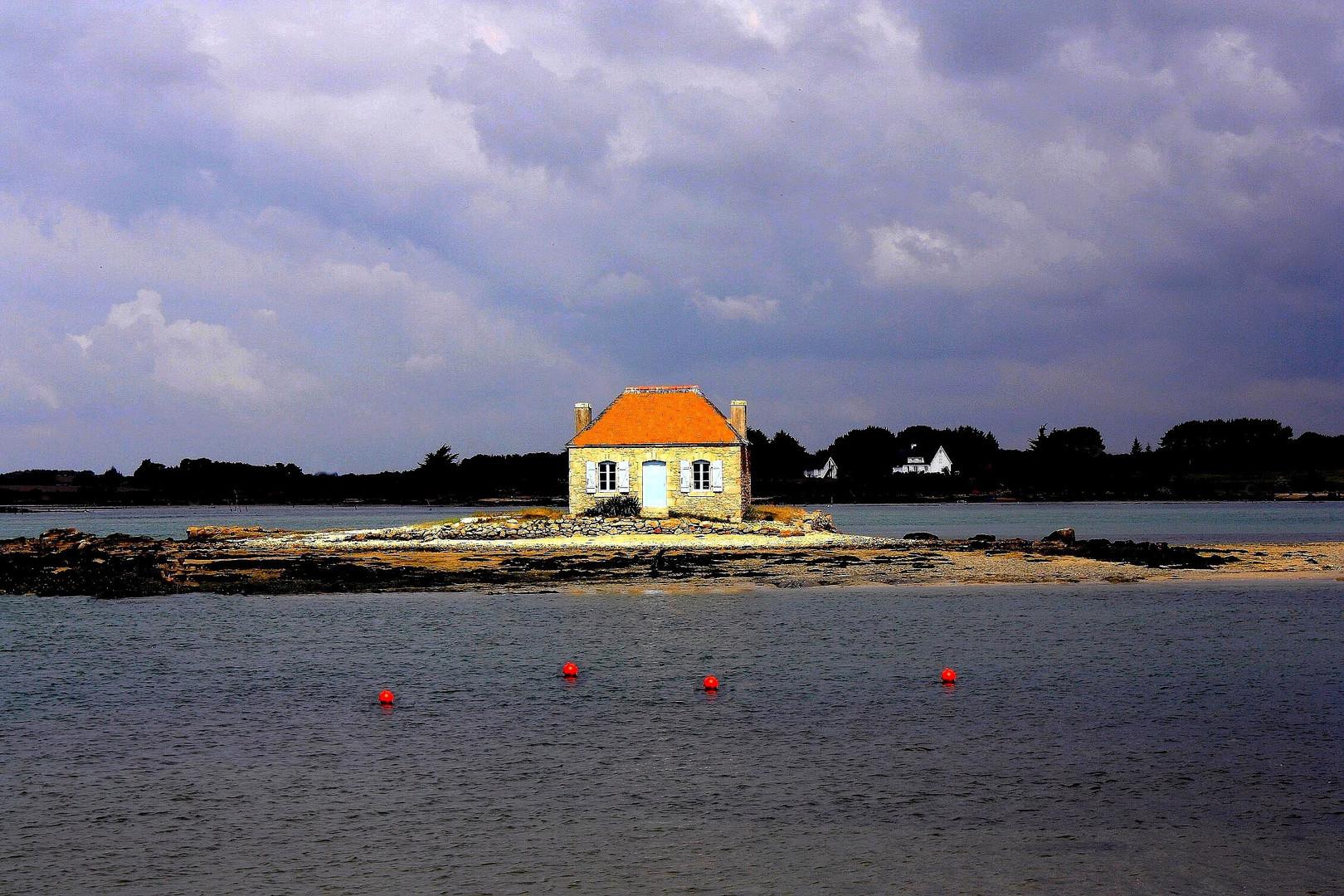 La petite maison de Saint-Cado