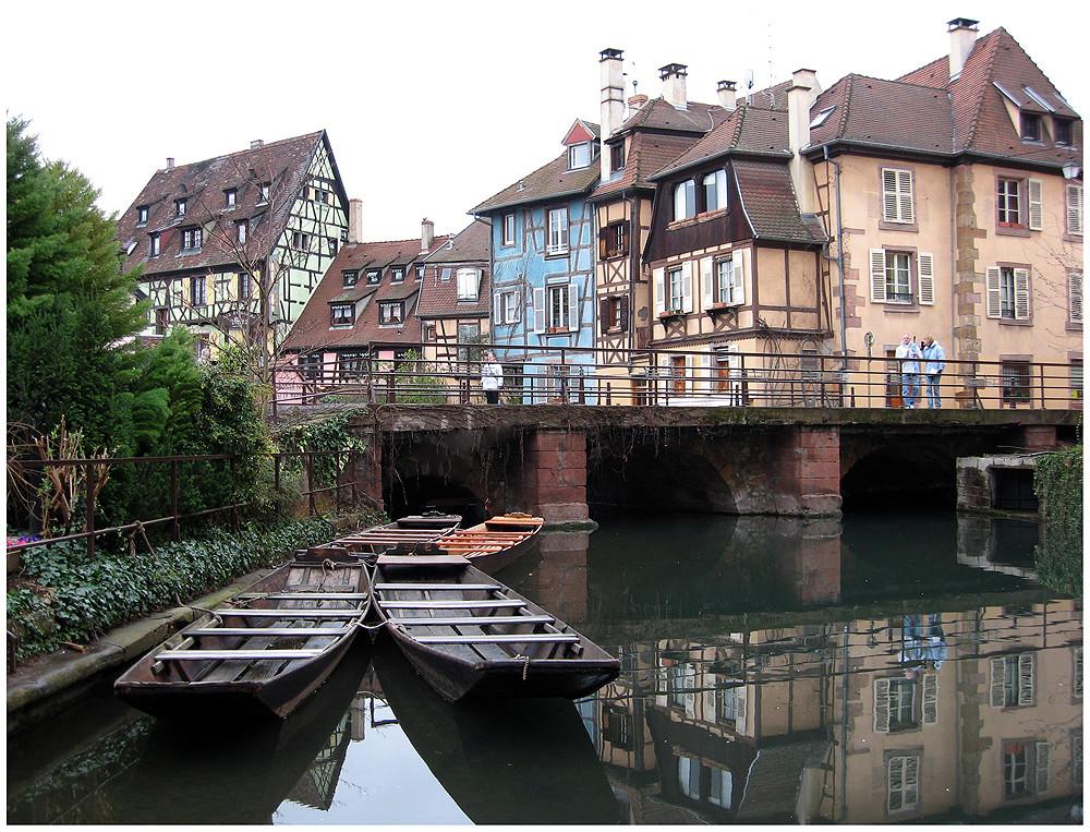 """"""" La petite Venice """" in COLMAR ( 6 )"""