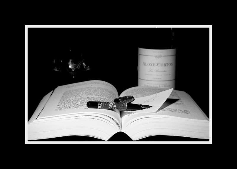 la peur de la page blanche