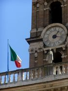 la piazza del campidoglio ( Rome)