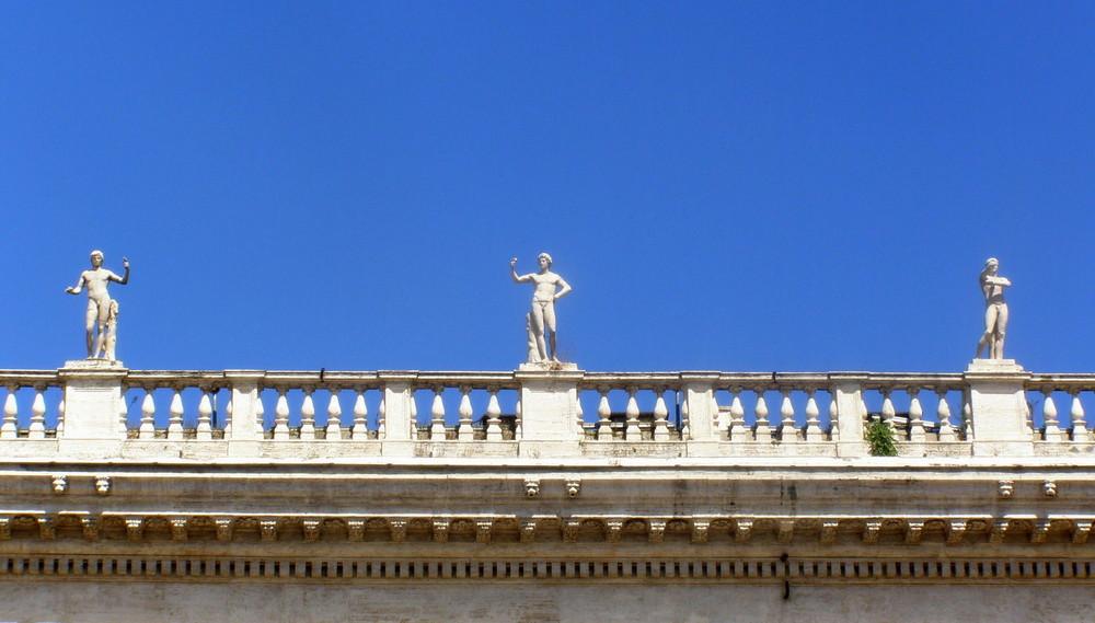 La Piazza della Repubblica (Rome - Italie)
