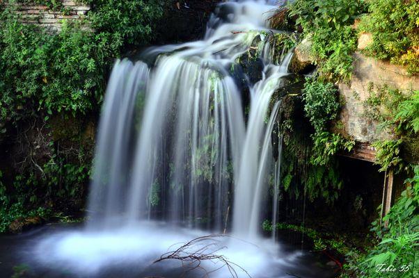 La piccola cascata