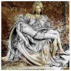 La Pieta 1/2 Zeichnung