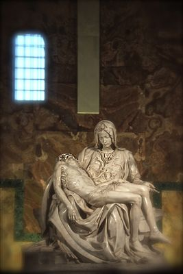 La Pieta, Le Vatican