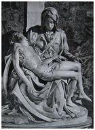 """""""La Pieta"""" von Michelangelo"""