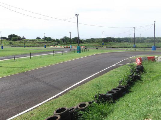 La piste de karting de la Jamaique