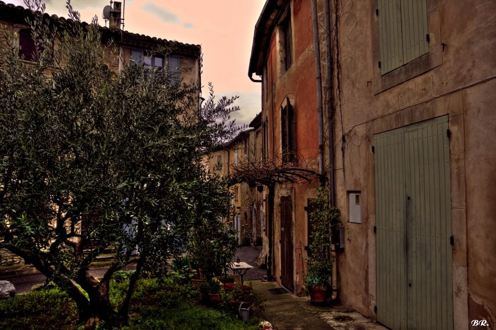 la place de l'olivier