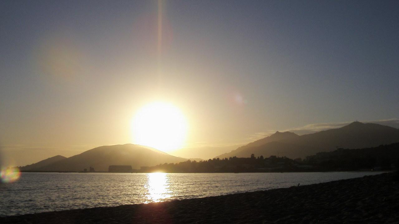 la plage de campo