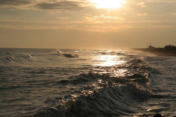 La plage des Arresquier