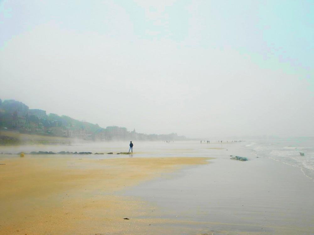 La Plage en Normandie