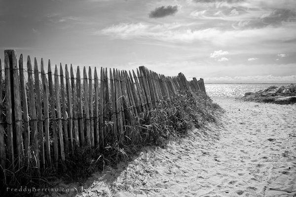 La plage Ile d'Aix