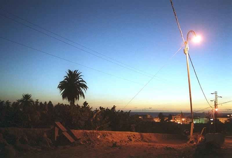 La Playa - auf dem Weg zu Maria (Gomer-Fans wissen wo)