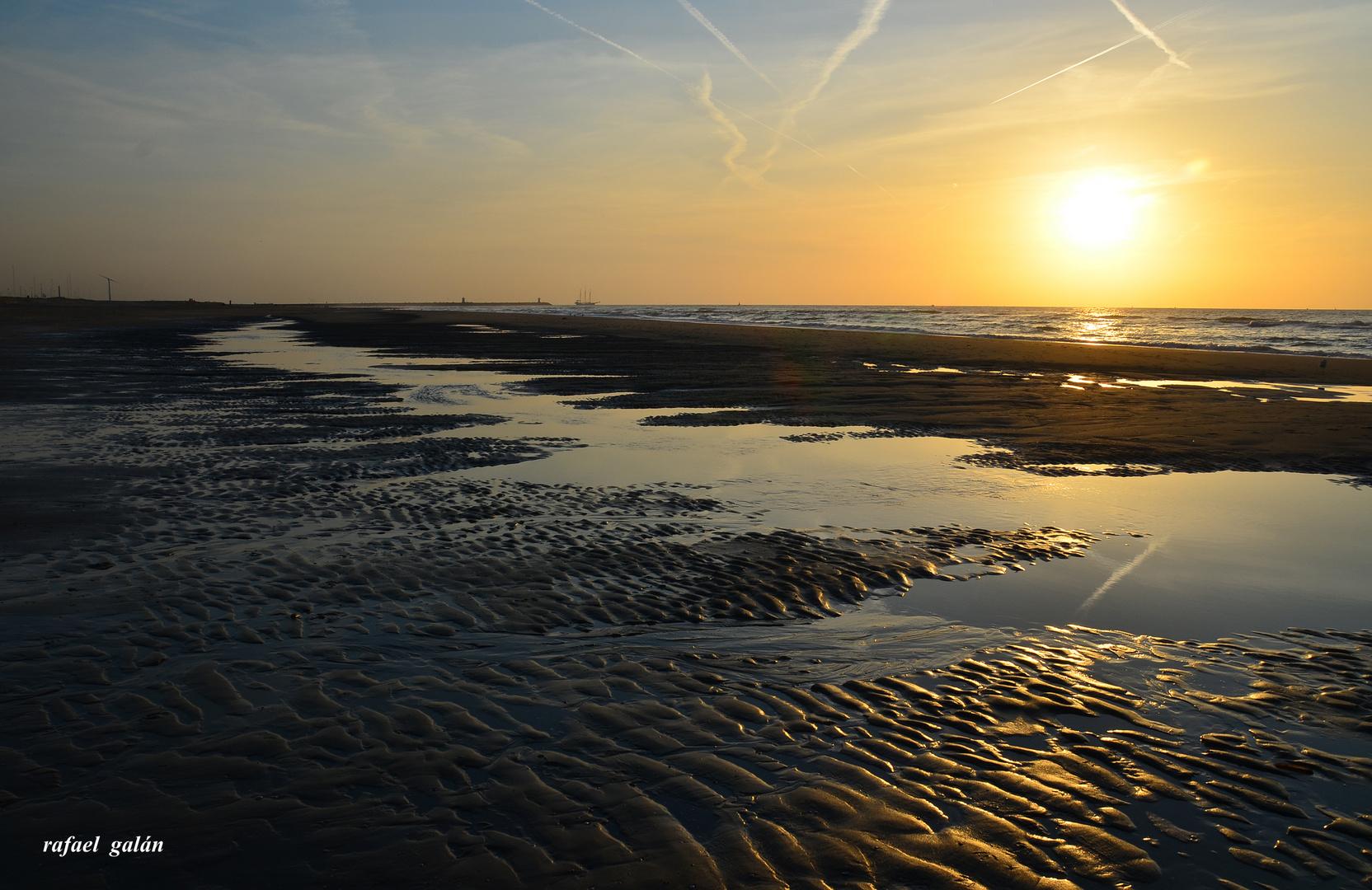 La playa de la Haya