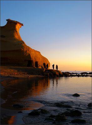 La playa de los Cocedores - Almería