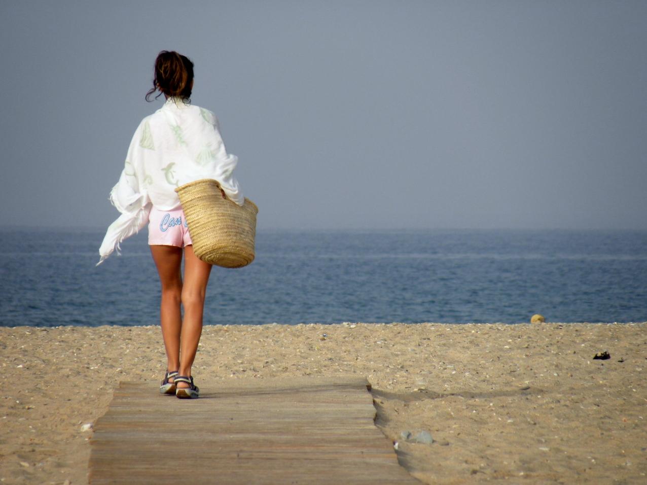 La playa es mia