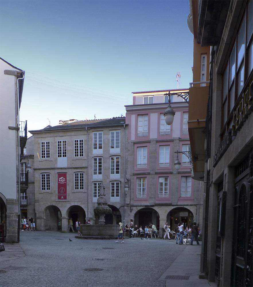 La Plaza del Campo (Lugo)