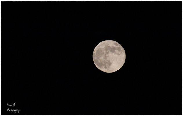 La pleine Lune du 4 Juin.
