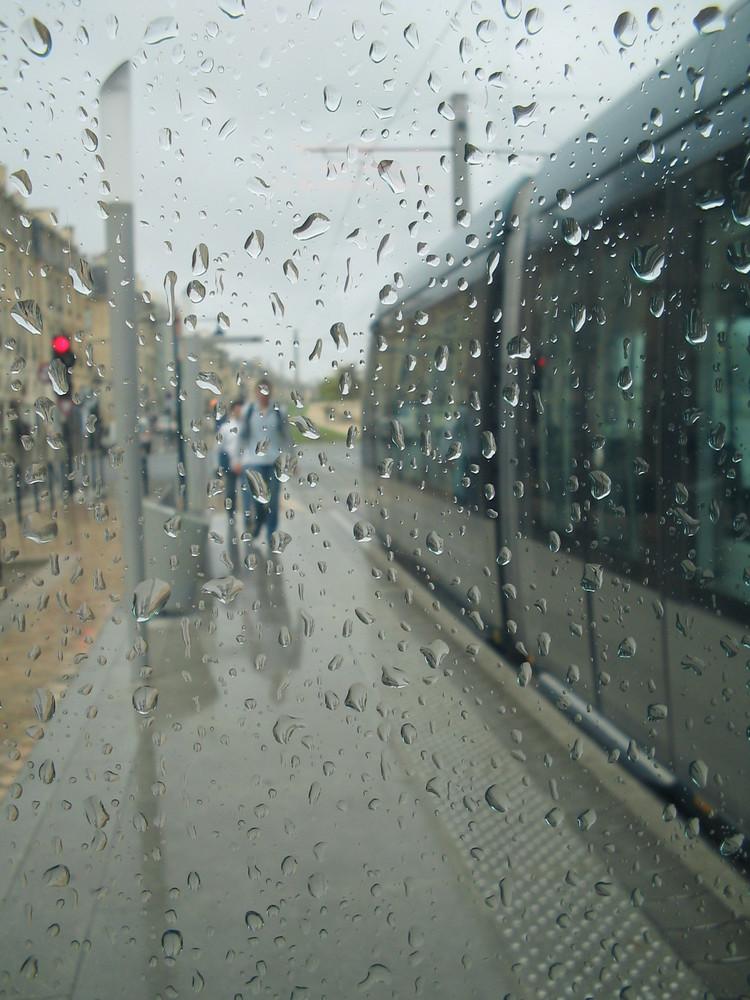 la pluie a bordeaux