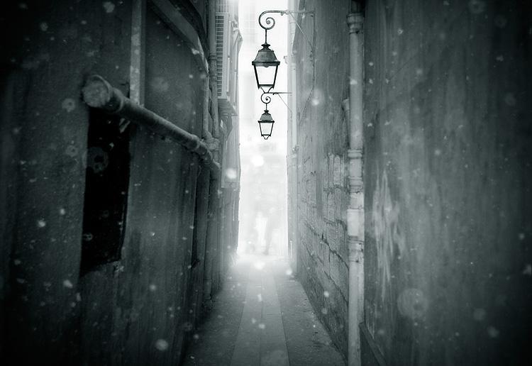 La plus petite rue de Paris