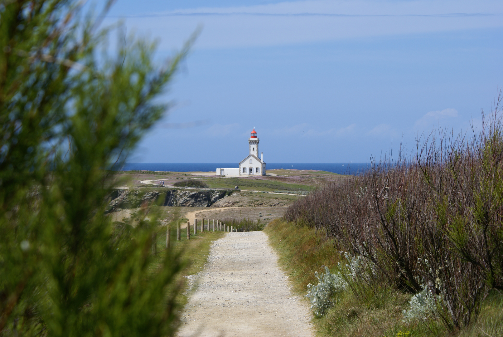 La Pointe des Poulains, Belle-Ile-en-Mer